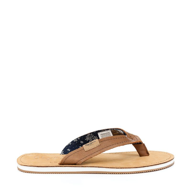 Pepe Jeans japanke Fred Leather PMS90035 878