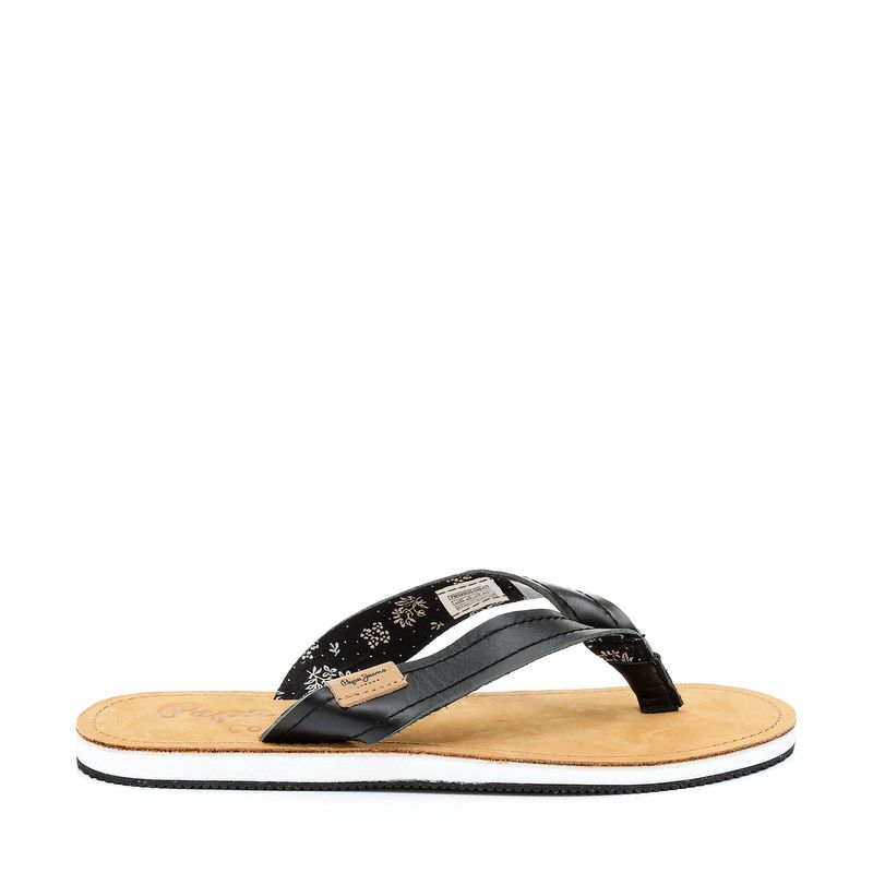 Pepe Jeans japanke Fred Leather PMS90035 999