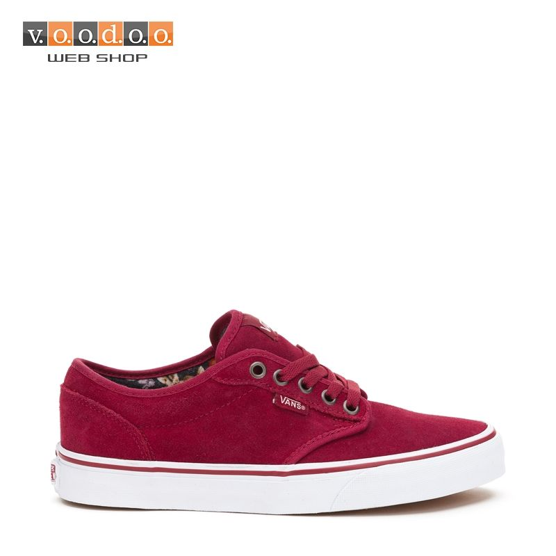 Vans sneakers Atwood (Weatherized) tibetan red  7bd7cac867