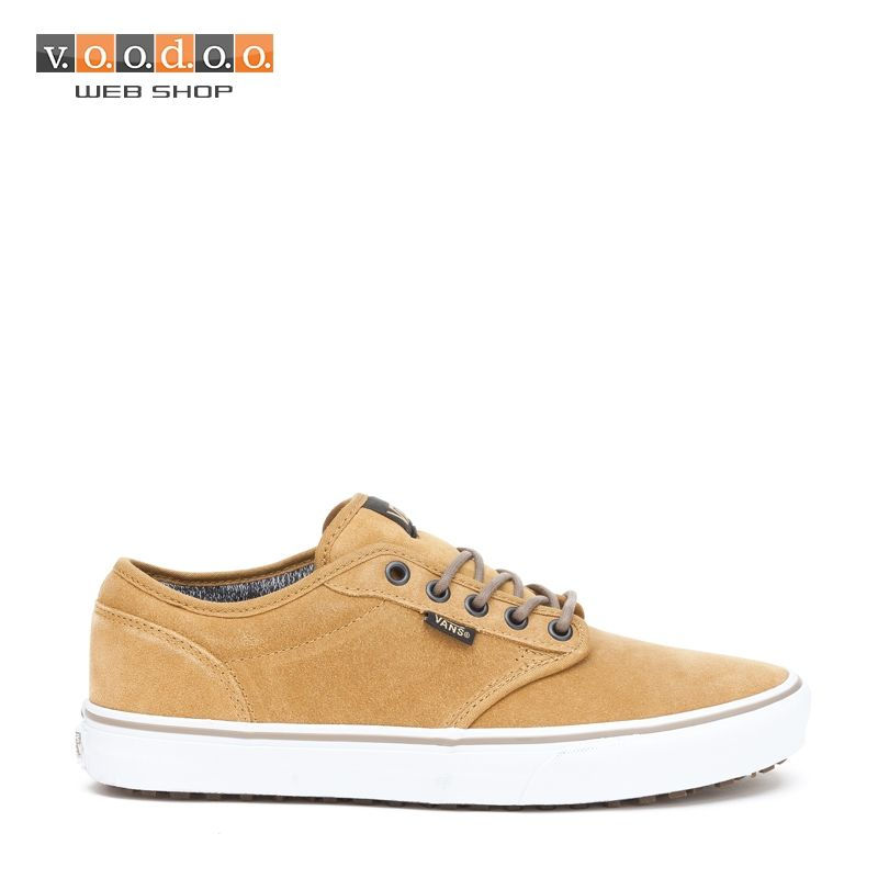6ae3dc223c5f5a Vans sneakers Atwood MTE medal bronze walnut
