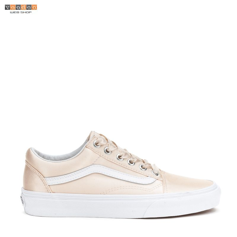 Vans sneakers Old Skool (Satin Lux) blush true white  74d849d86a30