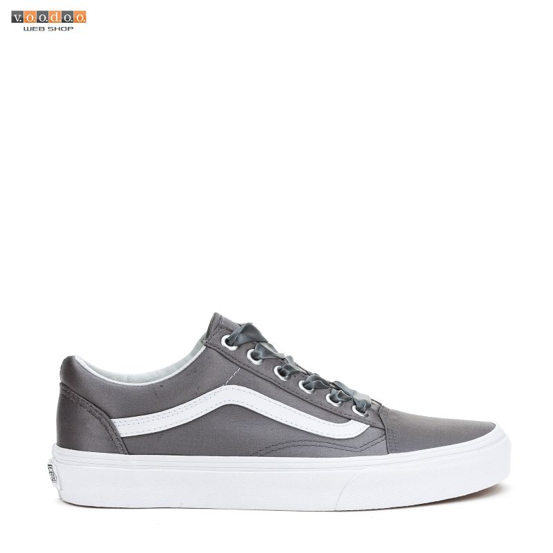 Vans sneakers Old Skool (Satin Lux) grey true white  8973e08b8b