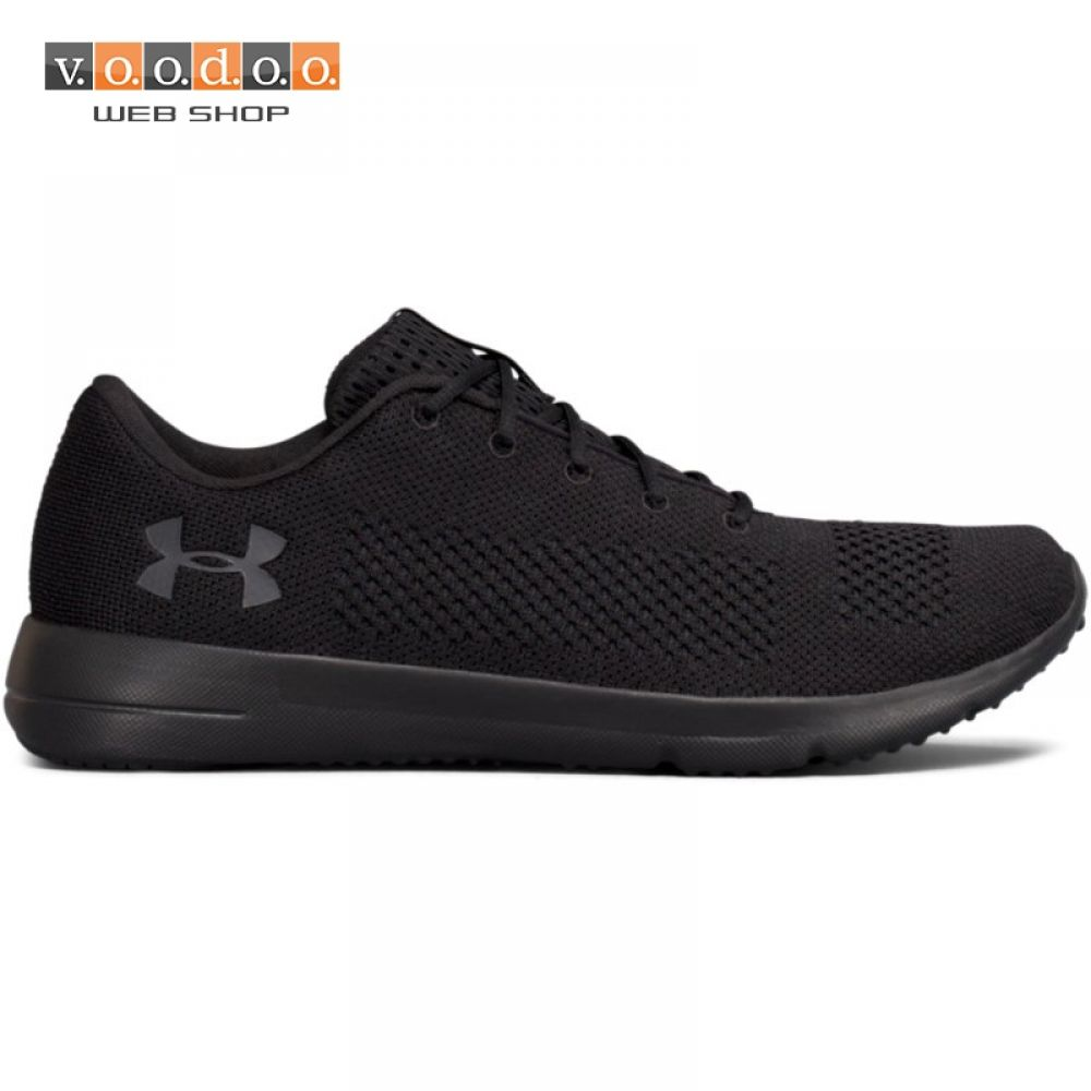 UNDER ARMOUR TENISICE RAPID-BLK/BLK/ATH