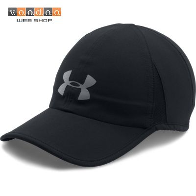 UNDER ARMOUR KAPA MENS SHADOW 4.0-BLK/BLK