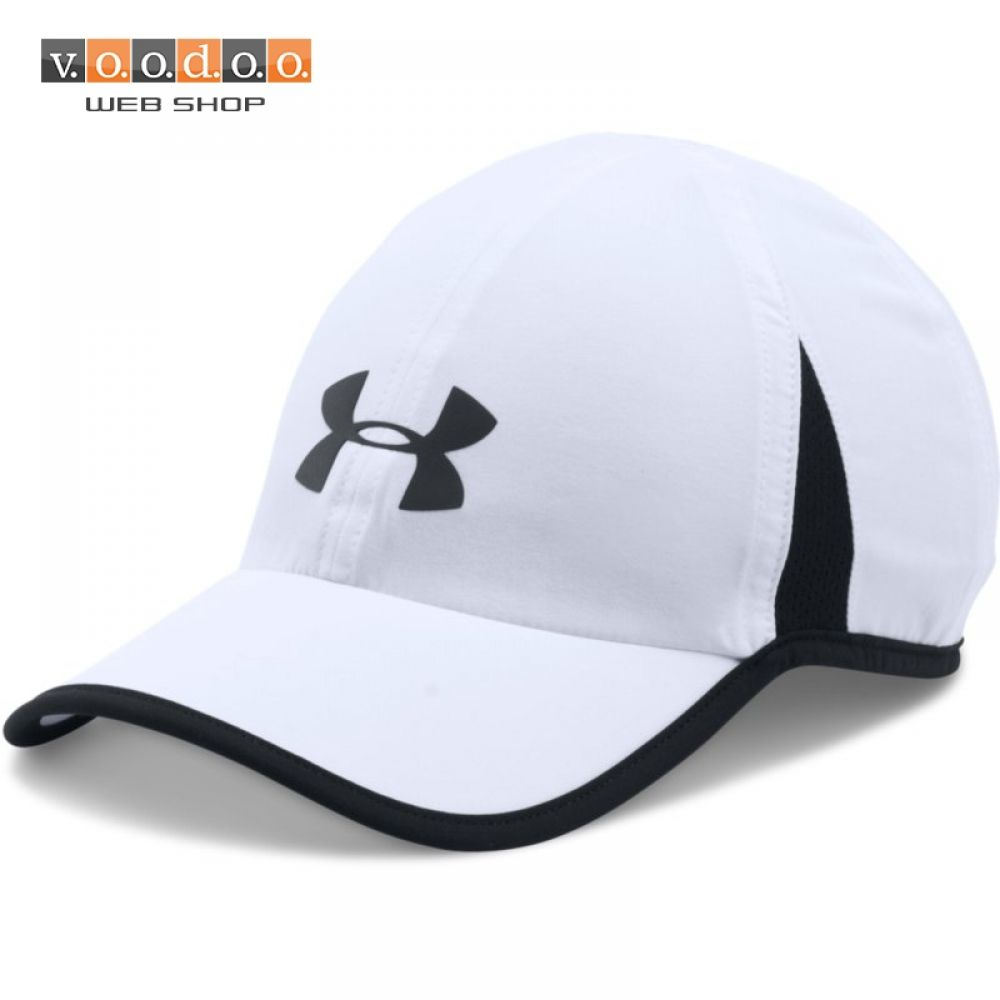 UNDER ARMOUR KAPA MENS SHADOW 4.0-WHT/BLK