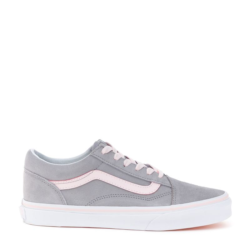 VANS TENISICE OLD SKOOL ALL/HY PNK/TR WHT (SUEDE)