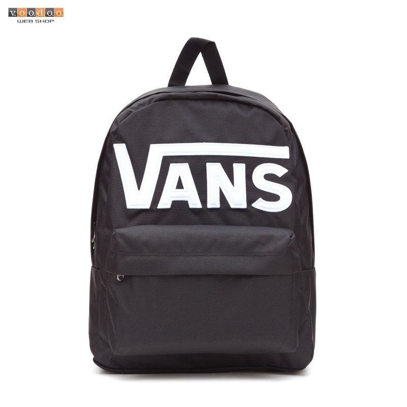 a68882dc61e8 Shoes and clothing. VANS OLD SKOOL II BACKPACK BLACK WHITE