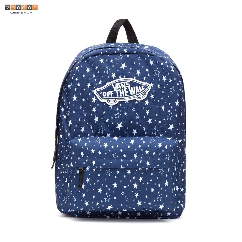 7a3f8a9e6b9cb0 VANS REALM BACKPACK MEDIEVAL BLUE STAR