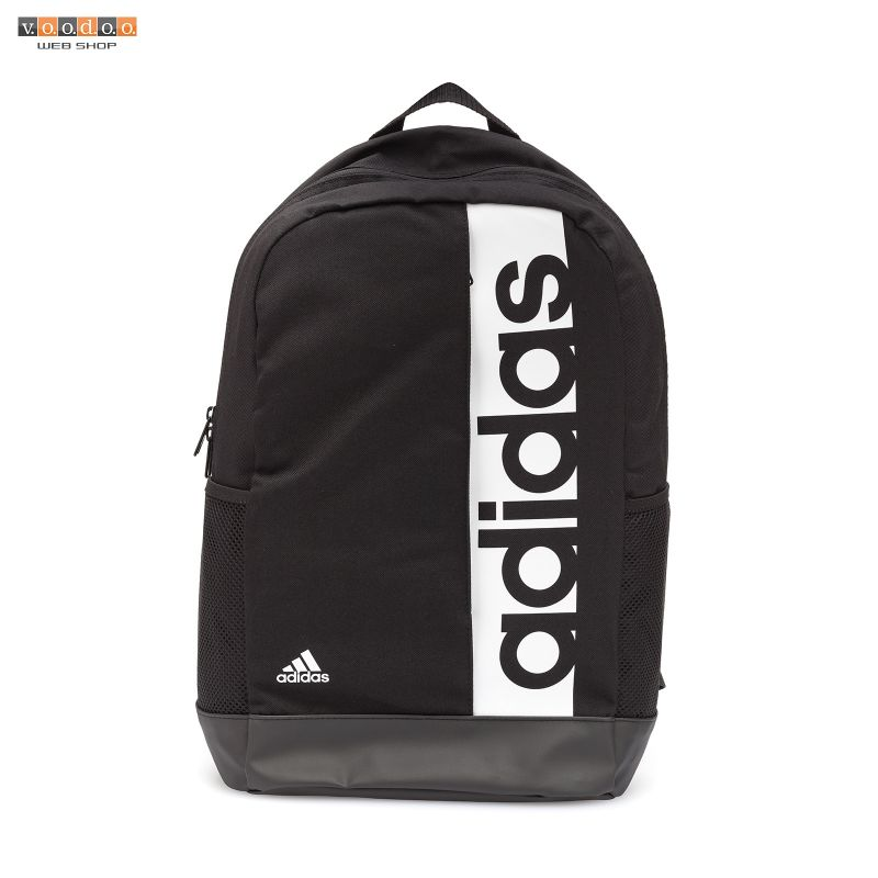7757da1c3f Shoes and clothing. ADIDAS BAG S99967 LIN PER BP BLACK BLACK WHITE