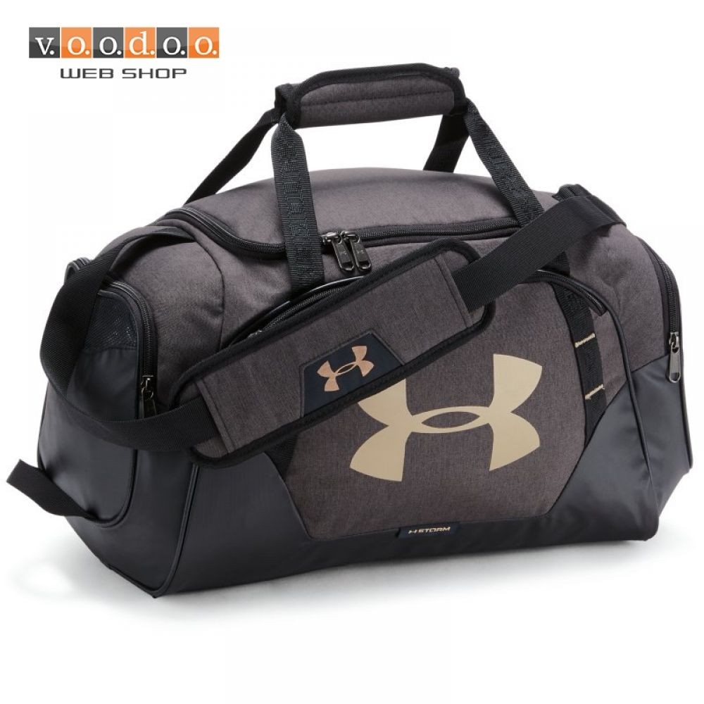 UNDER ARMOUR UNDENIABLE SPORTSKA TORBA 3.0 XS BLACK