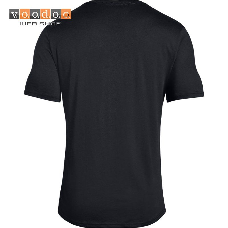 UNDER ARMOUR MAJICA GL FOUNDATION SS T BLACK