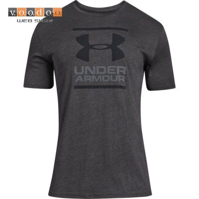 UNDER ARMOUR MAJICA GL FOUNDATION SS T GREY