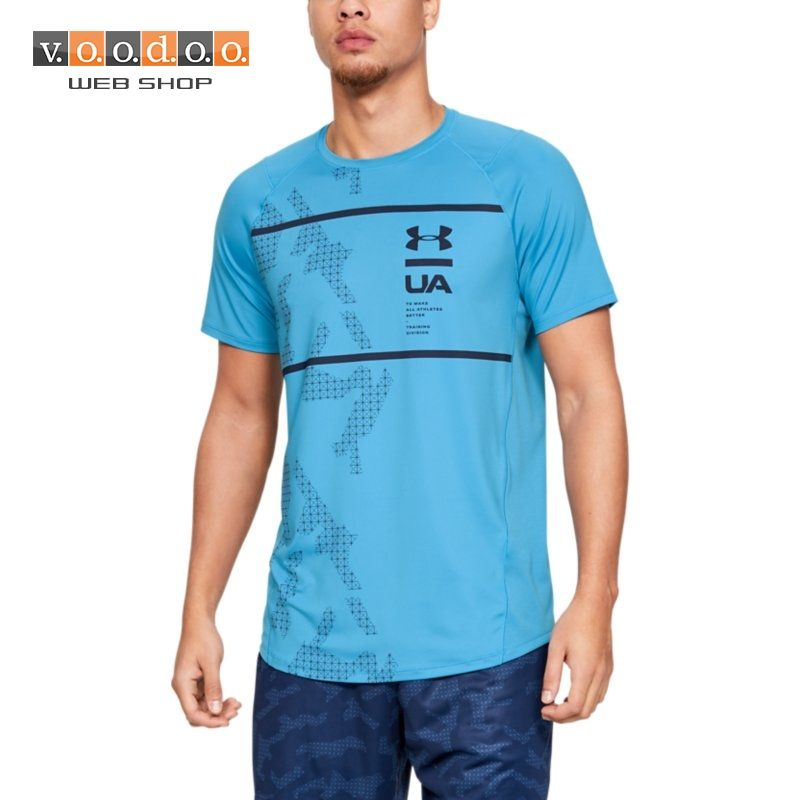 UNDER ARMOUR MAJICA MK1 SS Q2 BLUE