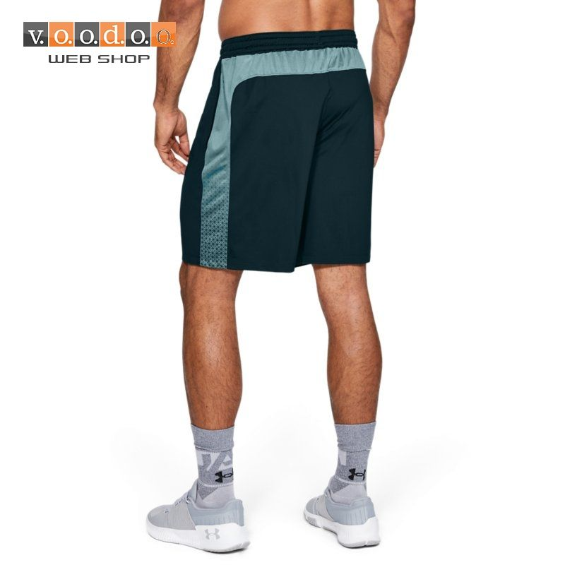 UNDER ARMOUR HLAČE MK1 SHORT INSET FADE B/GREY