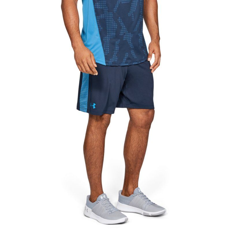 UNDER ARMOUR HLAČE MK1 SHORT INSET FADE B/BLUE