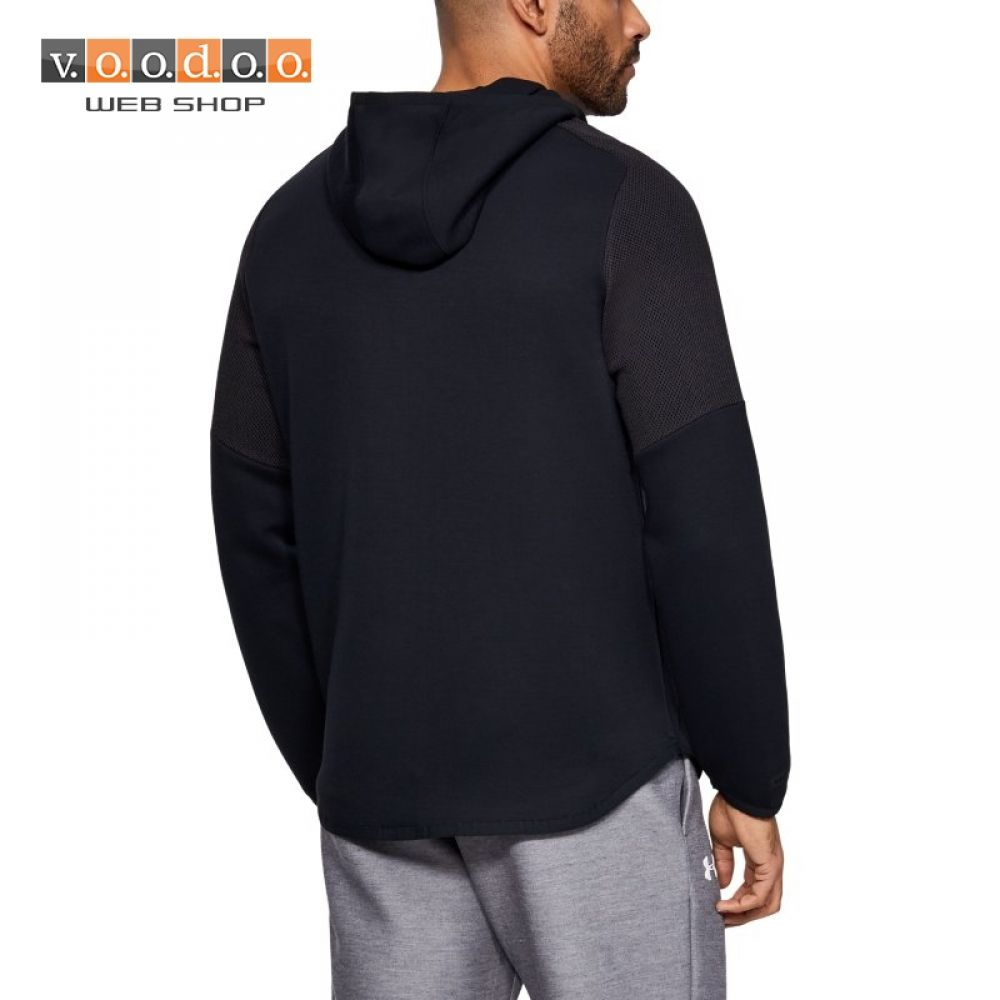 UNDER ARMOUR UNSTOPPABLE MOVE HOODIE BLACK