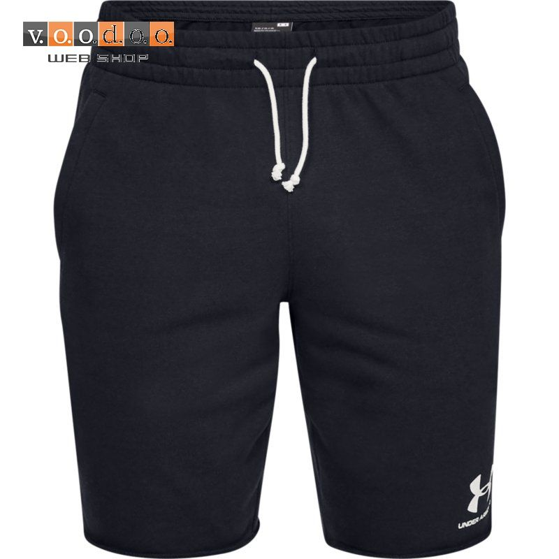 UNDER ARMOUR HLAČE SPORTSTYLE TERRY BLACK