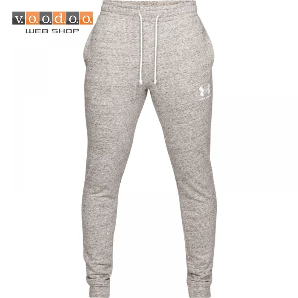 UNDER ARMOUR HLAČE TERRY JOGGER GREY