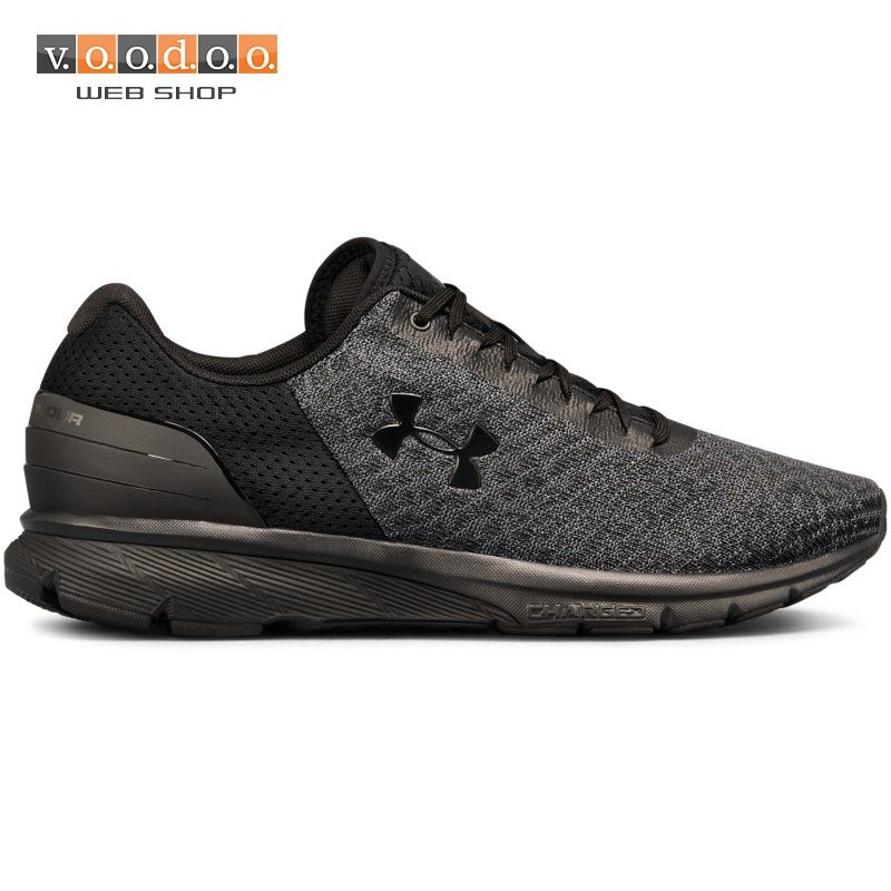 UNDER ARMOUR TENISICE CHARGED ESCAPE 2 BLACK