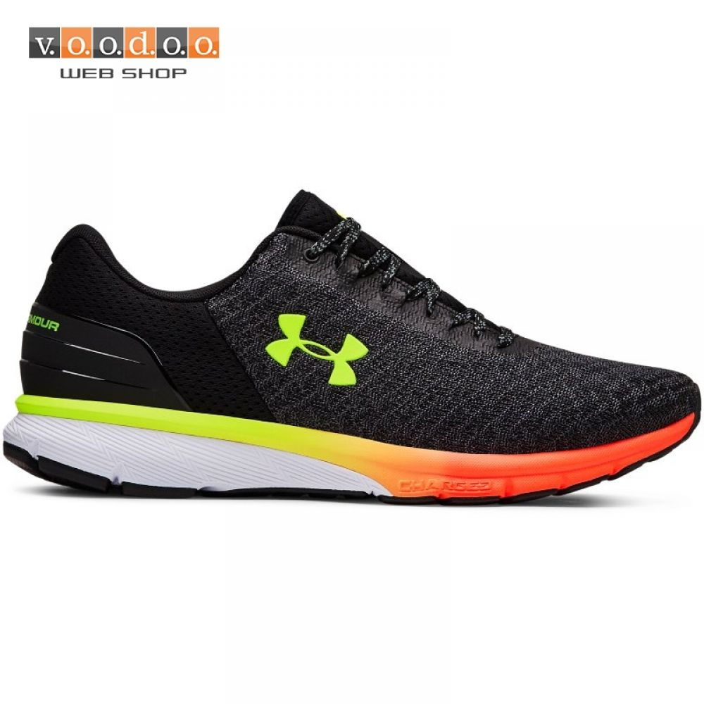UNDER ARMOUR TENISICE CHARGED ESCAPE 2 BLK/YELLOW