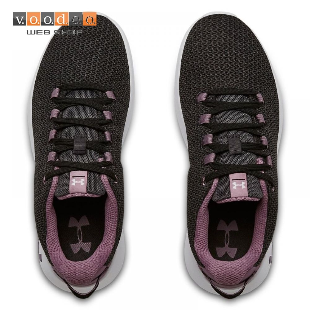 UNDER ARMOUR TENISICE W RIPPLE BLK/PINK