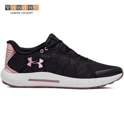 UNDER ARMOUR TENISICE W MICRO G PURSUIT SE BLK/PINK