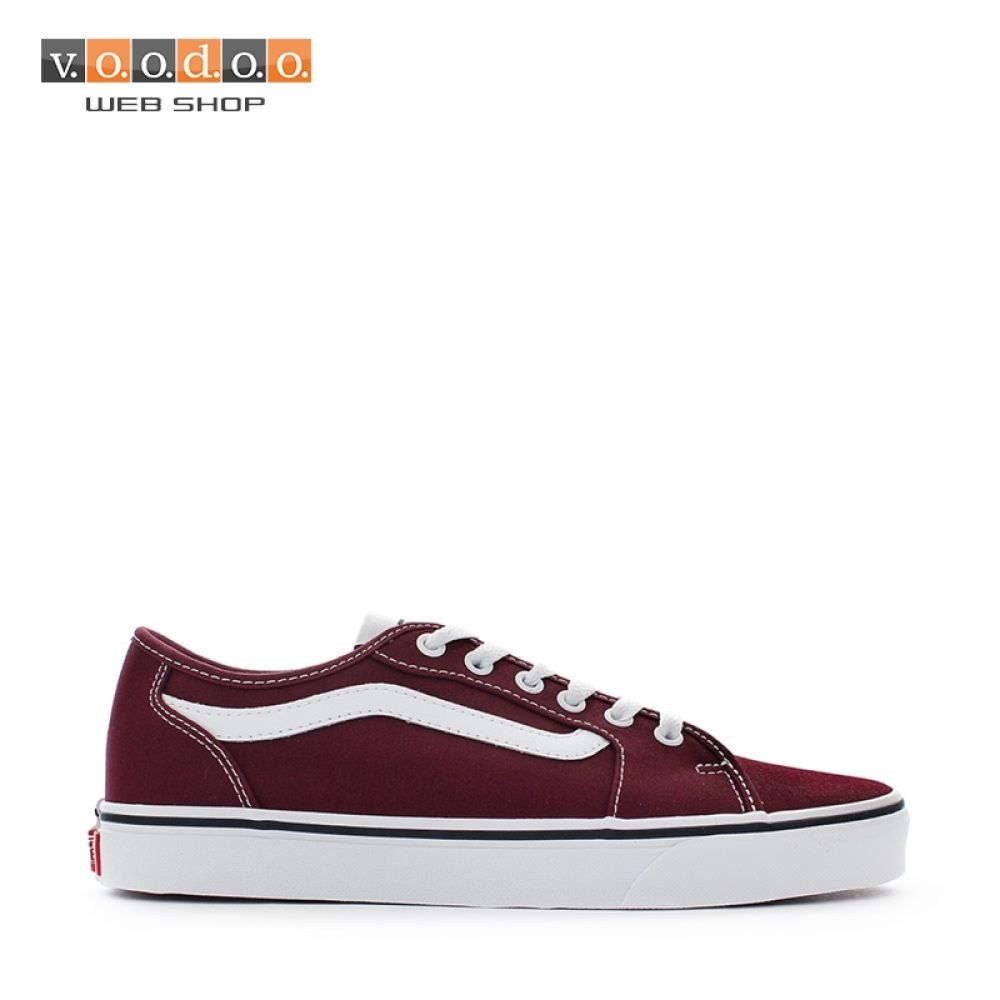 VANS TENISICE FILMORE DECON (CANVAS) RED/WHT KS
