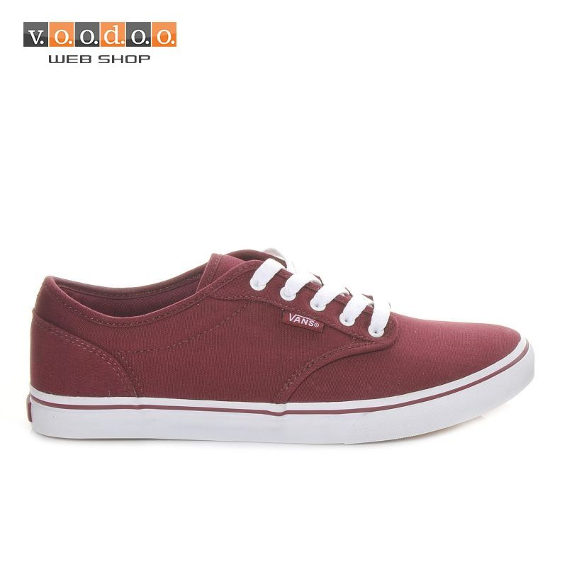 VANS TENISICE ATWOOD LOW (CANVAS) BRG/WHT KS