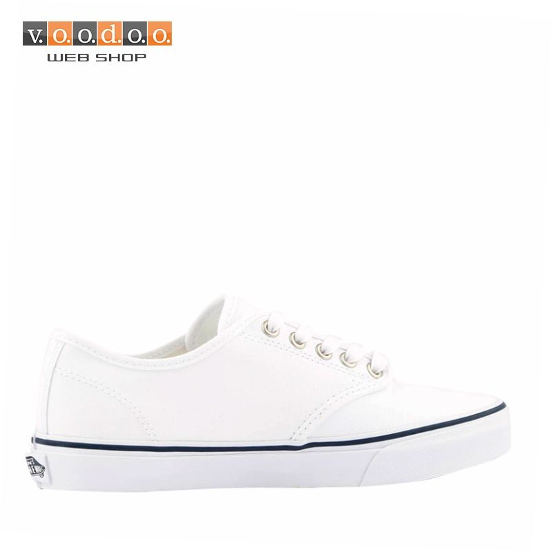 VANS TENISICE CAMDEN STRIPE (CANVAS) WHT/NAVY KS