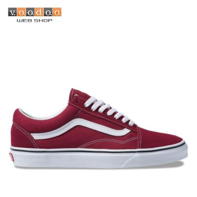 VANS TENISICE WARD (CANVAS) BRG KS