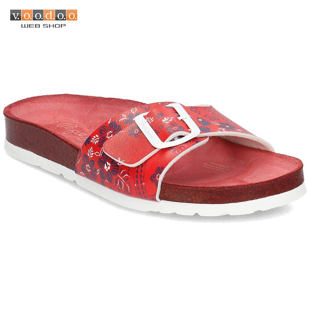 Pepe Jeans natikače Oban VIRGI red PLS90420 255 KS