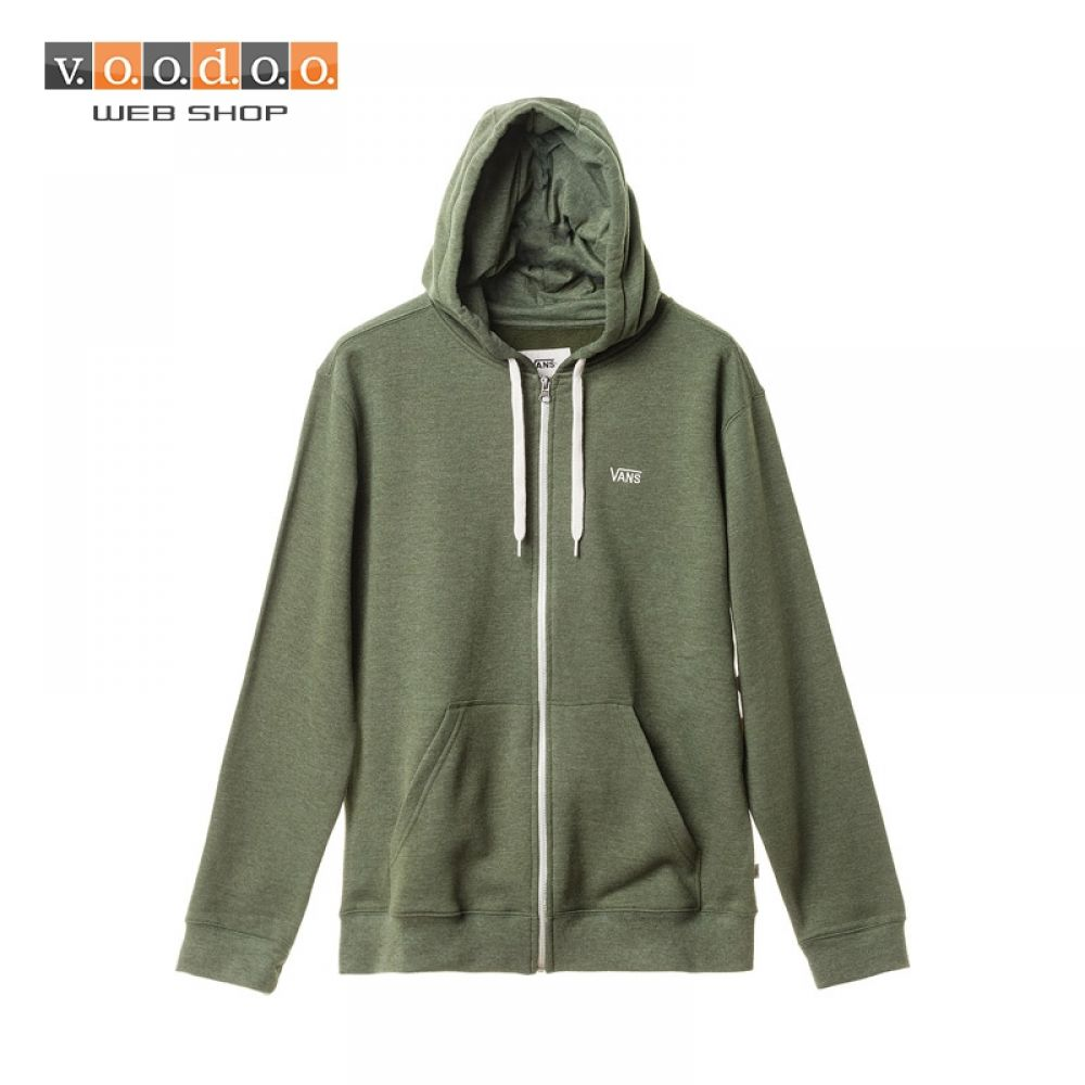 f67e6eac7ba Shoes and clothing. Vans Core basics zip hoodie anchorage