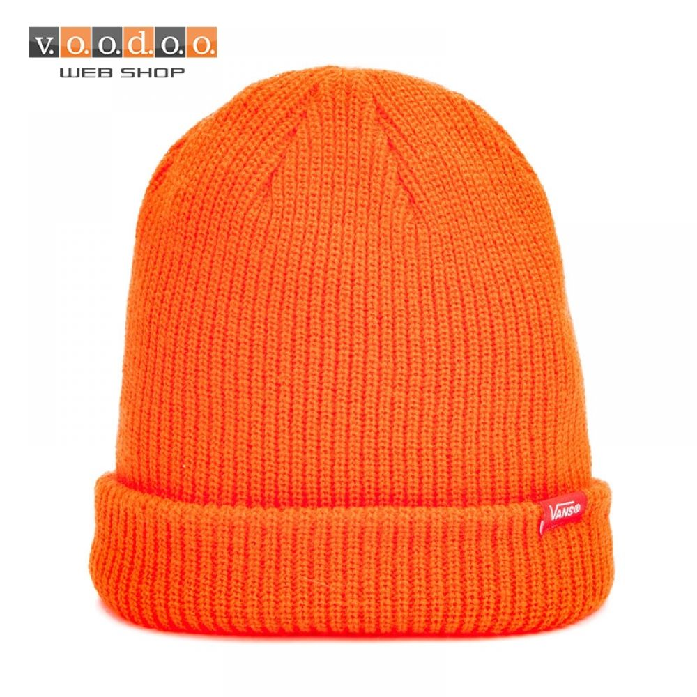 Vans kapa Core basics beanie hunter orange