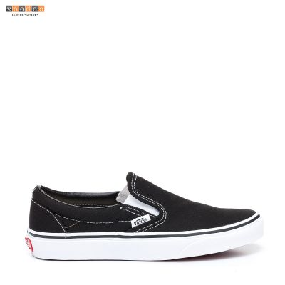 Vans tenisice Classic Slip-On black